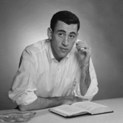 Libri D. j. d. Salinger