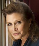 Carrie Fisher Cover