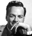 Richard P. Feynman Cover