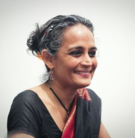 Arundhati Roy Cover