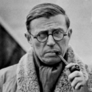Jean Paul Sartre Cover