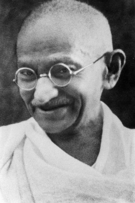 Mohandas Karamchand Gandhi Cover