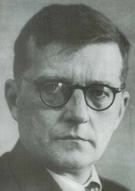 Dmitri Shostakovich Cover