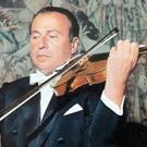 Henryk Szeryng Cover