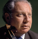 Isaac Stern Cover