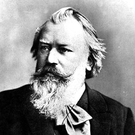 Johannes Brahms Cover