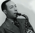 Johnny Hodges Cover