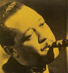 Lester Young Cover