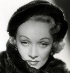 Film con Marlene Dietrich