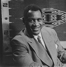 Paul Robeson Cover