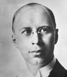 Sergej Sergeevic Prokofiev Cover
