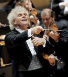 Simon Rattle Cover