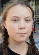 Greta Thunberg Cover